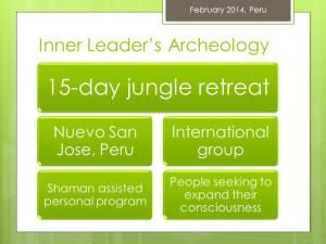 Inner Leader's Archeology